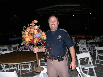 Deller--Cop-with-Flowers-1
